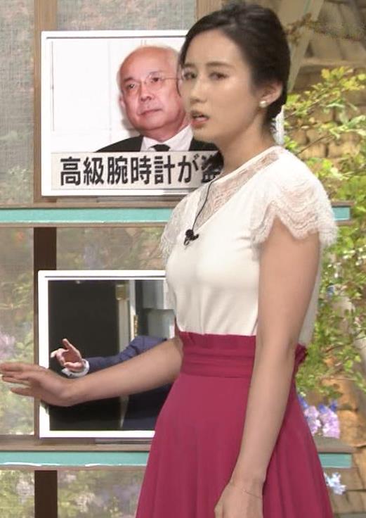 森川夕貴アナ これはまたエロいおっぱいキャプ・エロ画像4