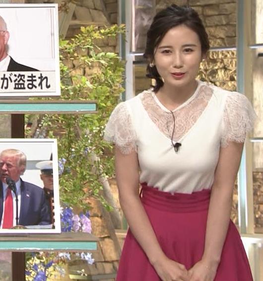 森川夕貴アナ これはまたエロいおっぱいキャプ・エロ画像5