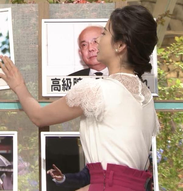 森川夕貴アナ これはまたエロいおっぱいキャプ・エロ画像6