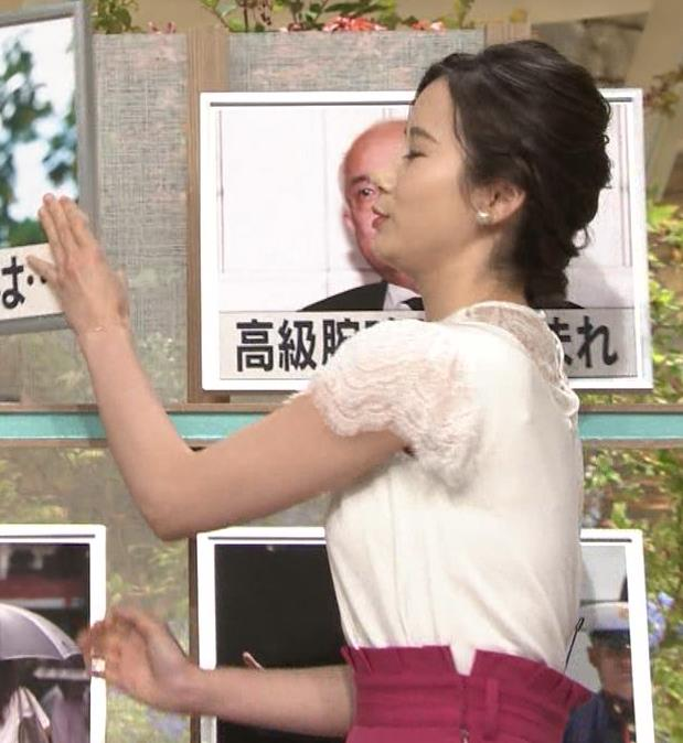森川夕貴アナ これはまたエロいおっぱいキャプ・エロ画像7