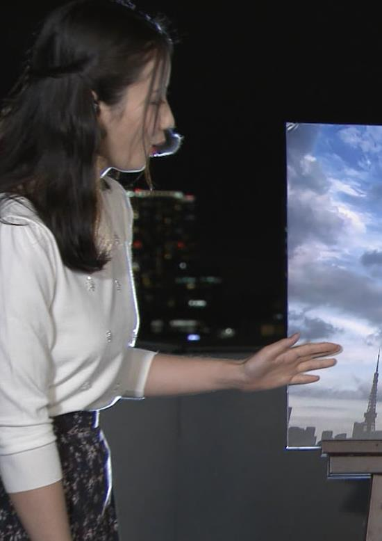 アナ エロい横乳キャプ・エロ画像7