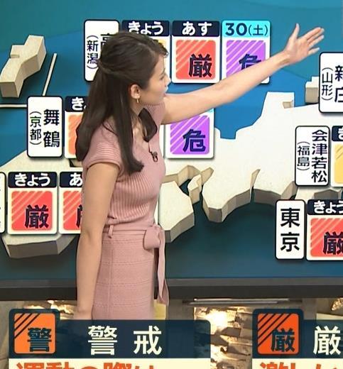 アナ 最近特におっぱいがエロくなってきたキャプ・エロ画像3