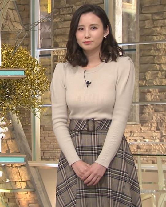 森川夕貴アナ 最近本当におっぱいがエロいキャプ・エロ画像