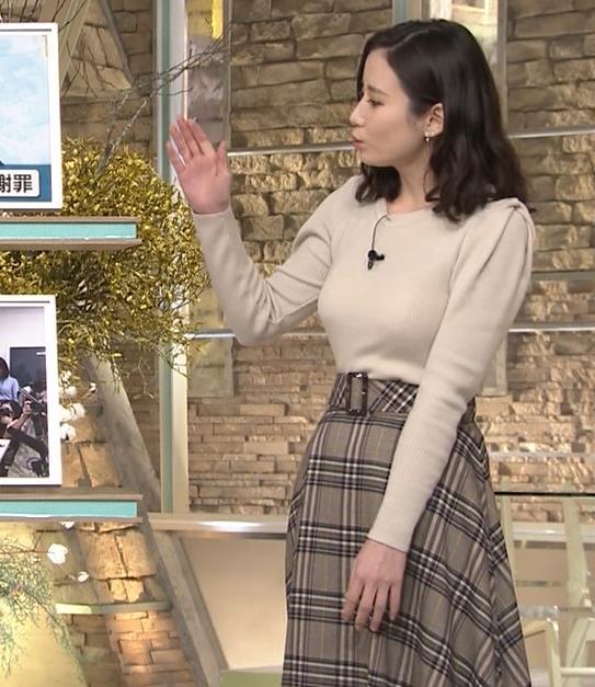 森川夕貴アナ 最近本当におっぱいがエロいキャプ・エロ画像2