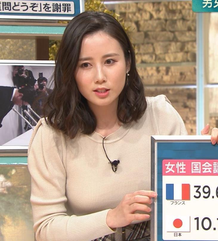 森川夕貴アナ 最近本当におっぱいがエロいキャプ・エロ画像12