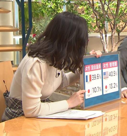 森川夕貴アナ 最近本当におっぱいがエロいキャプ・エロ画像13