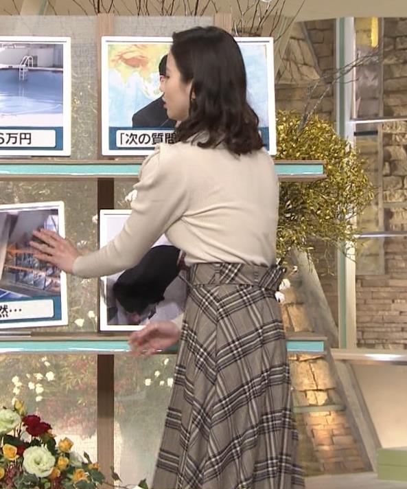 森川夕貴アナ 最近本当におっぱいがエロいキャプ・エロ画像3