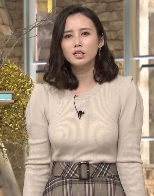 森川夕貴アナ 最近本当におっぱいがエロいキャプ・エロ画像5