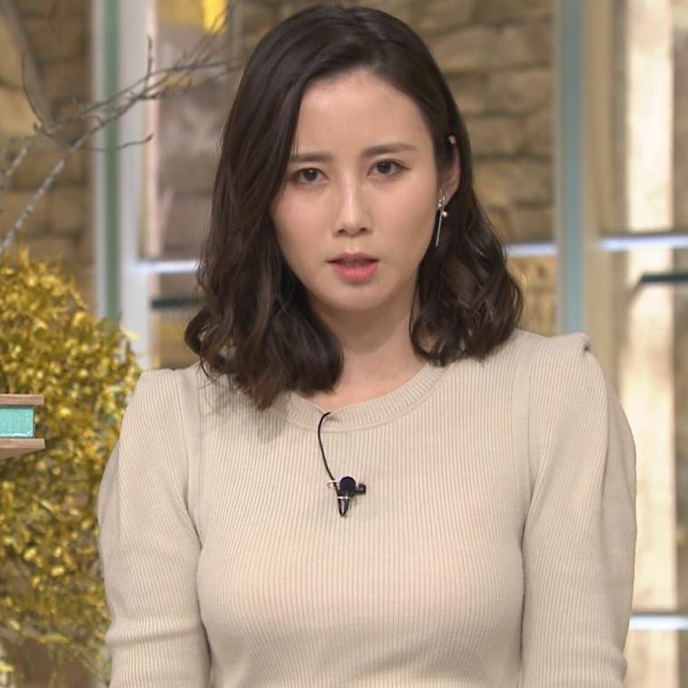 森川夕貴アナ 最近本当におっぱいがエロいキャプ・エロ画像6