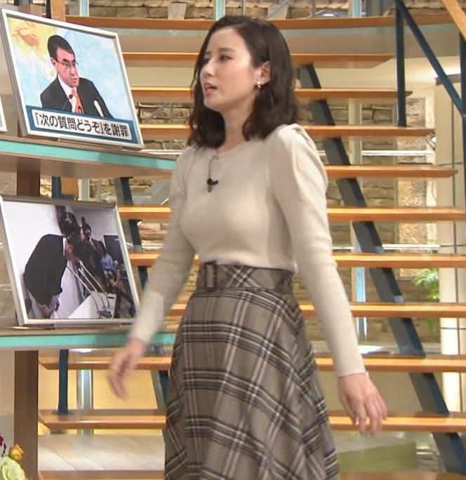 森川夕貴アナ 最近本当におっぱいがエロいキャプ・エロ画像7