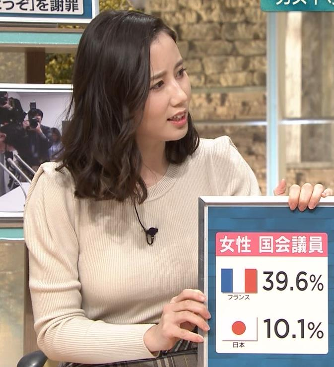 森川夕貴アナ 最近本当におっぱいがエロいキャプ・エロ画像10