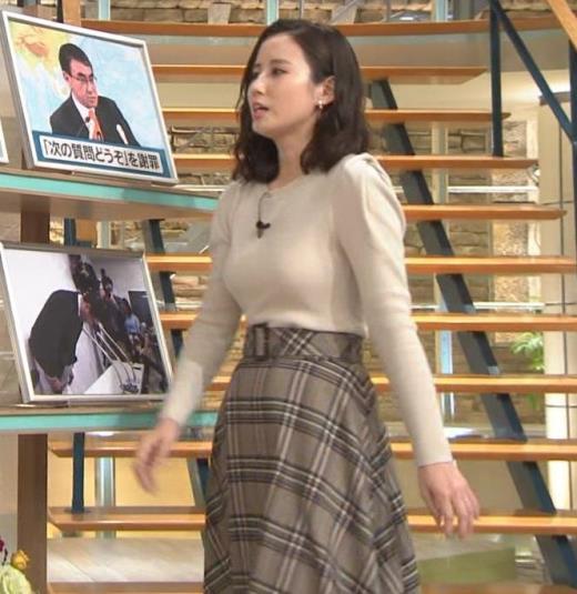 森川夕貴アナ 最近本当におっぱいがエロいキャプ画像(エロ・アイコラ画像)