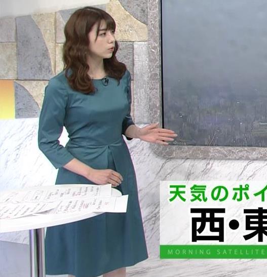 森山るり 巨乳パツパツ衣装キャプ・エロ画像5