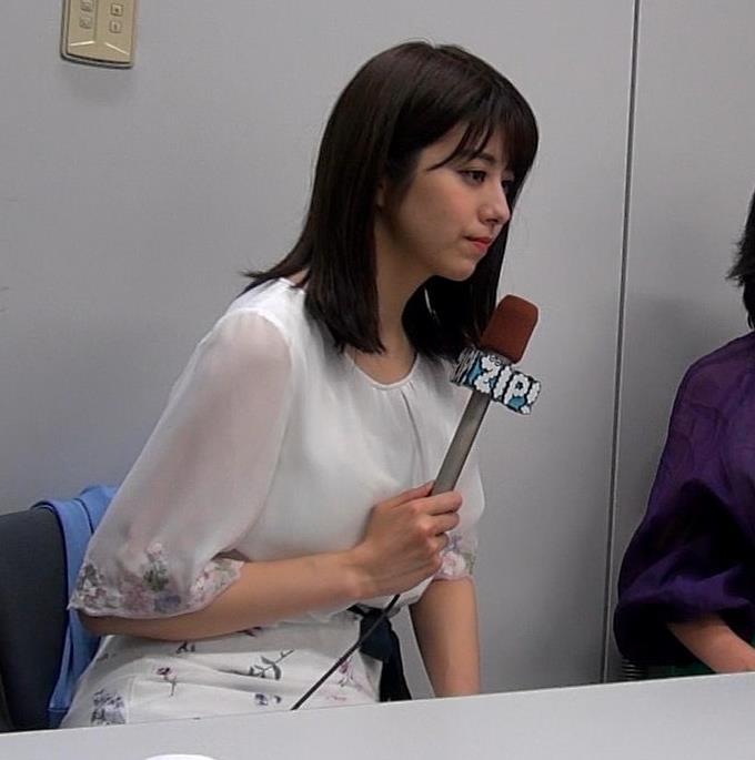 森山るりアナ 透けシャツキャプ・エロ画像6