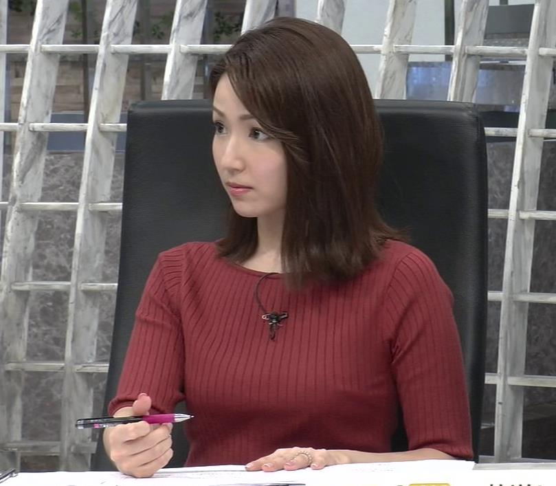 長野美郷 ニットおっぱいキャプ・エロ画像2