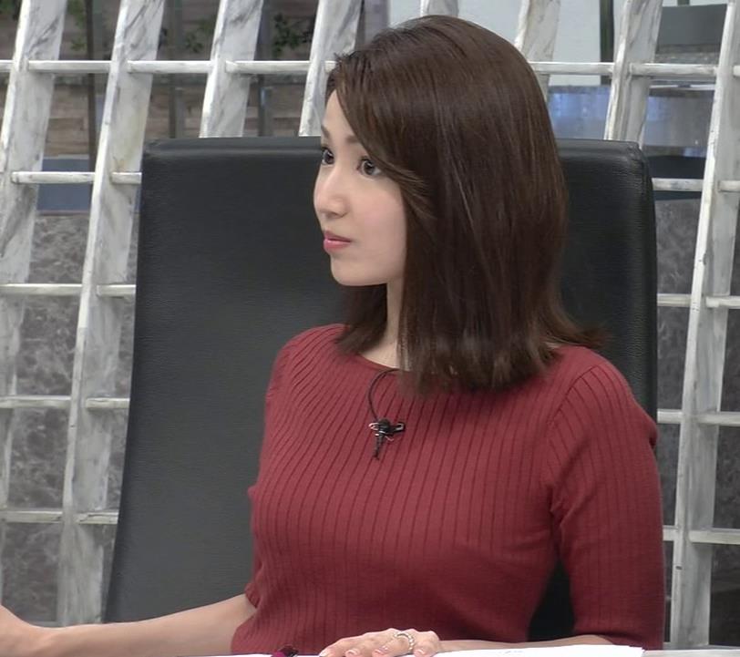 長野美郷 ニットおっぱいキャプ・エロ画像3