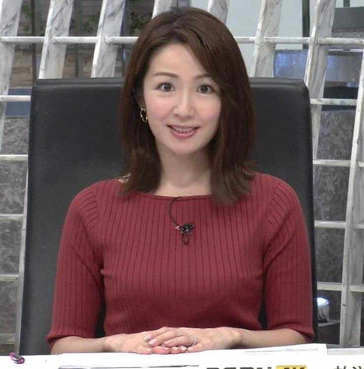 長野美郷 ニットおっぱいキャプ・エロ画像4