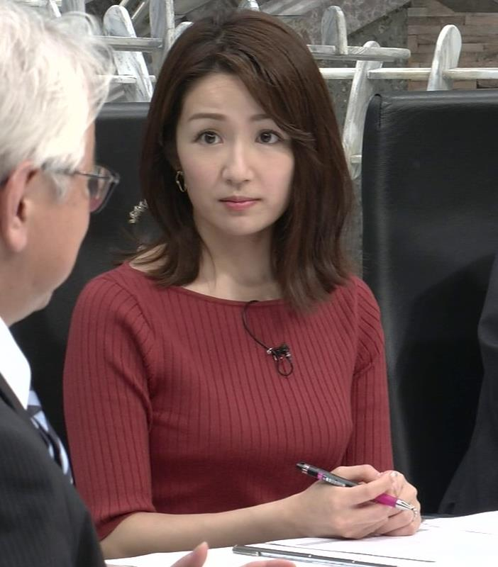 長野美郷 ニットおっぱいキャプ・エロ画像5