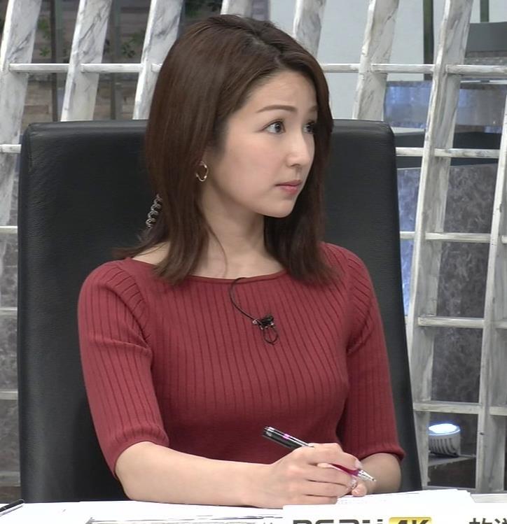 長野美郷 ニットおっぱいキャプ・エロ画像7