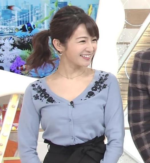長野美郷 胸元開けすて白い肌が大胆露出キャプ・エロ画像4