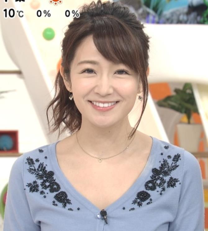長野美郷 胸元開けすて白い肌が大胆露出キャプ・エロ画像5