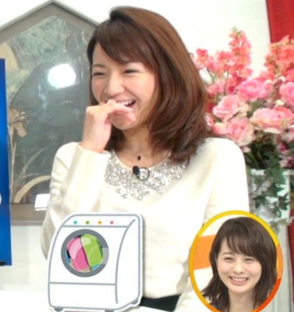 長野美郷アナ 黒ストッキング♡キャプ・エロ画像3