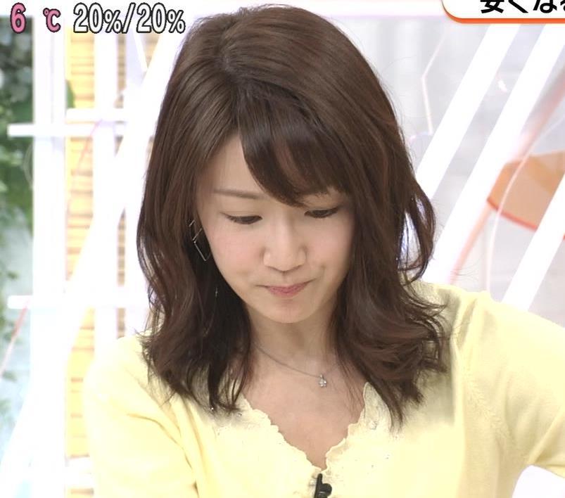 長野美郷アナ 黒ストッキング♡キャプ・エロ画像7