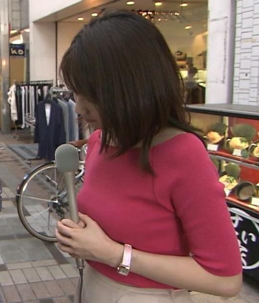 長野美郷 ニット乳がエロいキャプ画像(エロ・アイコラ画像)