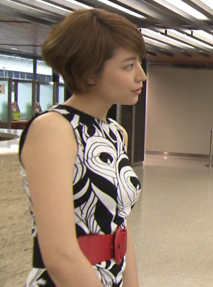 長澤まさみ 25歳頃のドラマのお尻が最高!キャプ・エロ画像9