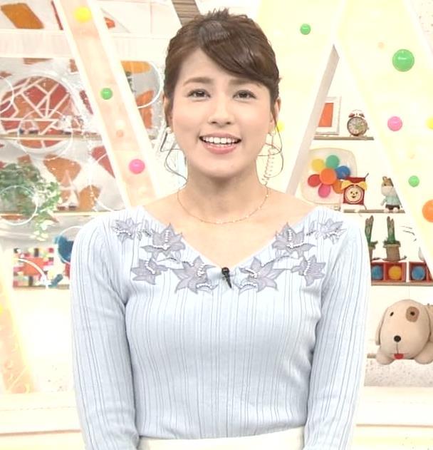 永島優美アナ 2018年も朝からセクシーキャプ・エロ画像