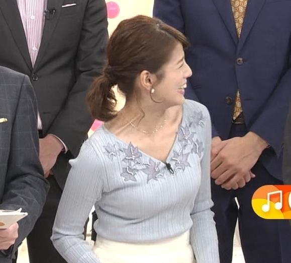 永島優美アナ 2018年も朝からセクシーキャプ・エロ画像2