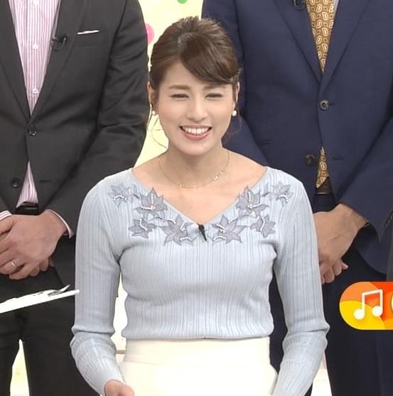 永島優美アナ 2018年も朝からセクシーキャプ・エロ画像3