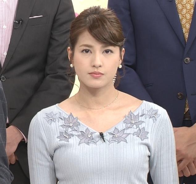 永島優美アナ 2018年も朝からセクシーキャプ・エロ画像5
