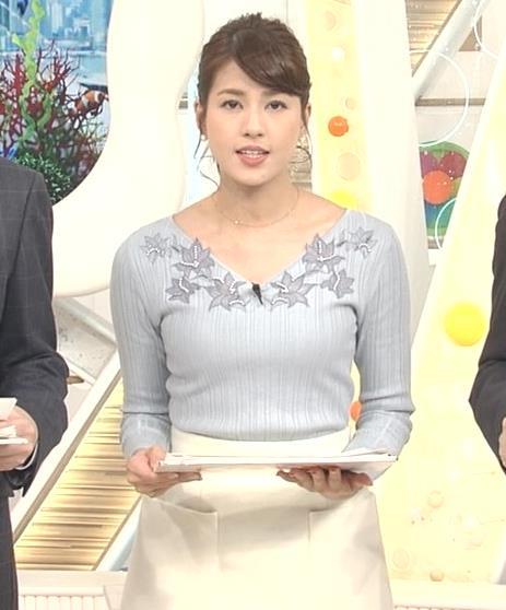 永島優美アナ 2018年も朝からセクシーキャプ・エロ画像6