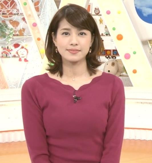 永島優美アナ 最近はタイトは服ばかりきてておっぱいアピールキャプ・エロ画像2