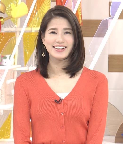 永島優美アナ エロい胸元キャプ・エロ画像
