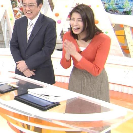 永島優美アナ エロい胸元キャプ・エロ画像2