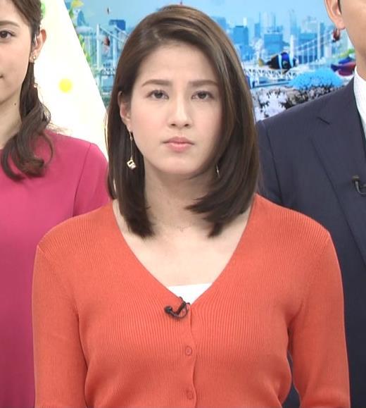 永島優美アナ エロい胸元キャプ・エロ画像3