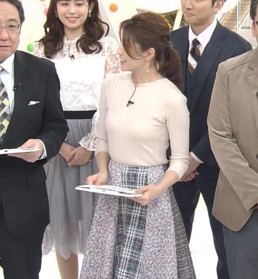 永島優美アナ かわいいポニーテールキャプ・エロ画像
