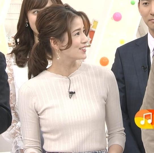 永島優美アナ かわいいポニーテールキャプ・エロ画像2