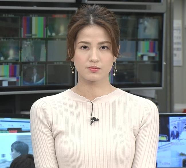 永島優美アナ かわいいポニーテールキャプ・エロ画像3