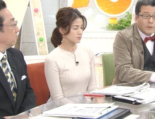 永島優美アナ かわいいポニーテールキャプ・エロ画像7