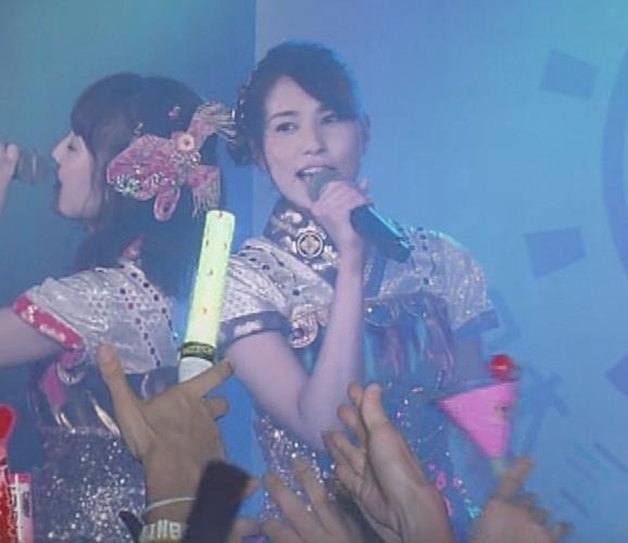 永島優美アナ ももクロ高城れに役キャプ・エロ画像12