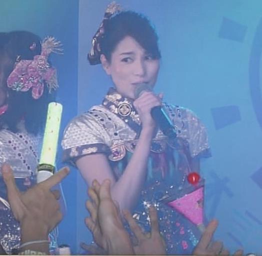 永島優美アナ ももクロ高城れに役キャプ・エロ画像13