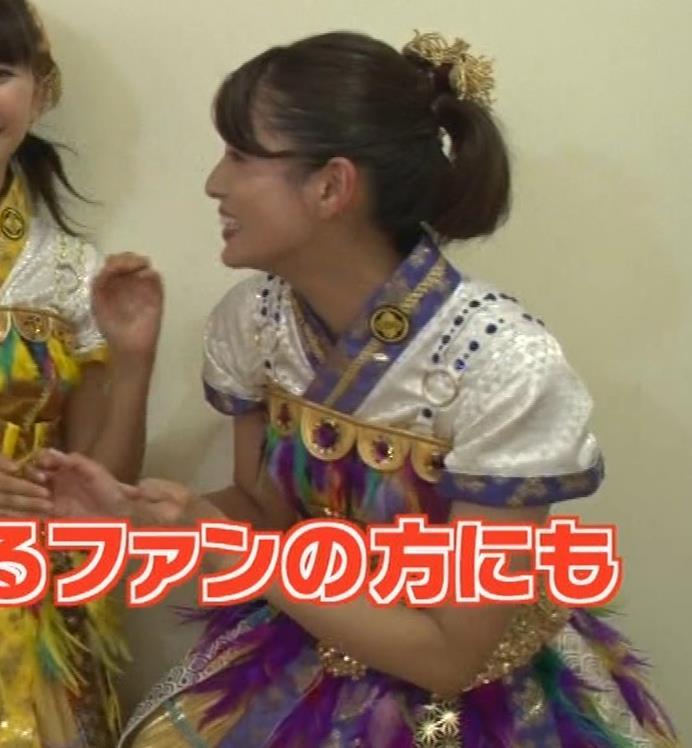 永島優美アナ ももクロ高城れに役キャプ・エロ画像4