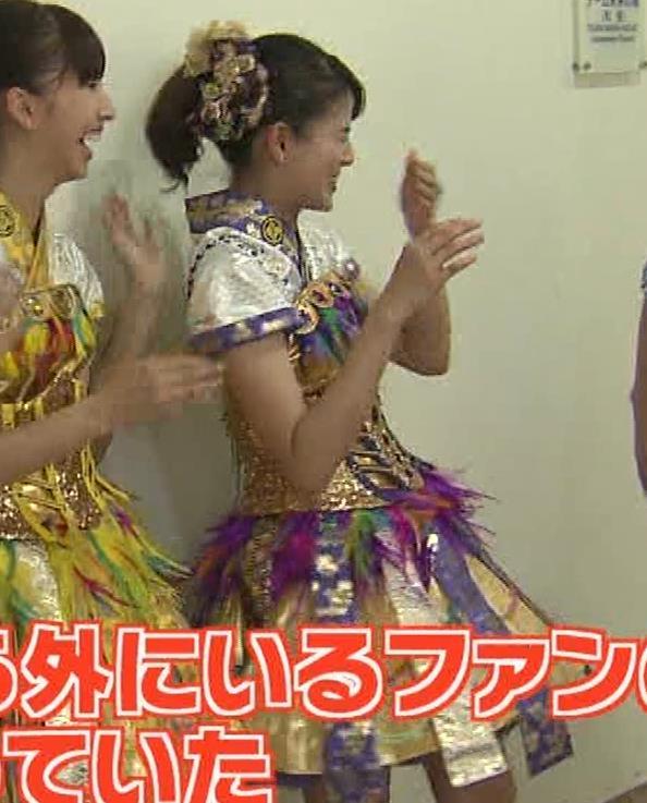永島優美アナ ももクロ高城れに役キャプ・エロ画像5