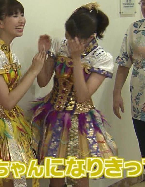 永島優美アナ ももクロ高城れに役キャプ・エロ画像6