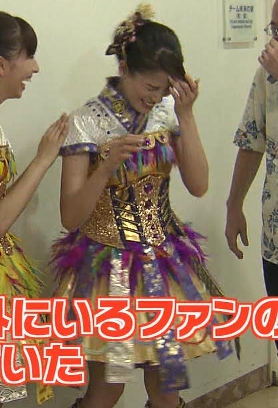 永島優美アナ ももクロ高城れに役キャプ・エロ画像7