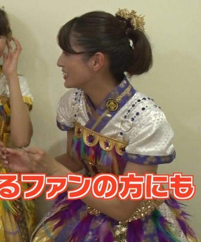 永島優美アナ ももクロ高城れに役キャプ・エロ画像8