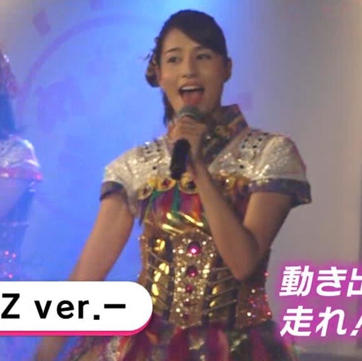永島優美アナ ももクロ高城れに役キャプ・エロ画像9